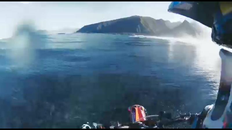 На Индуро по морям