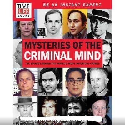 TIME-LIFE Mysteries of the Criminal Mind The Secre