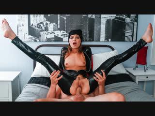 Avery Moon – The Pussy Burglar [Digital Playground. HD1080, Brunette, Teen, Uniform]