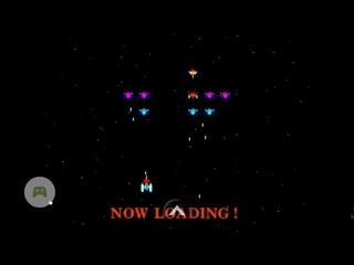 Ridge Racer - Galaxian and cars