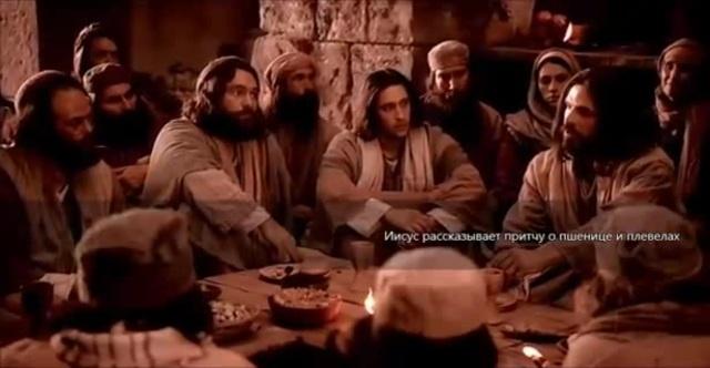 Иисус зверолюдях и живых о пшенице и плевелах От Матфея 13 36 43