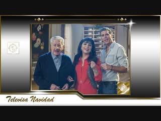 Promo de navidad televisa 2014 la vida es mejor / телевиза поздравляет