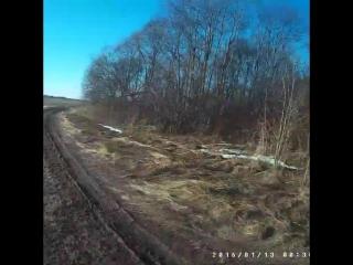 Реплика SJ4000,тест камеры и небольшая прогулка