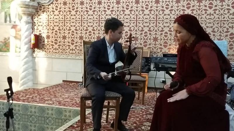 Nargiza Azimova Kulgularingdan Fargʻona oshda