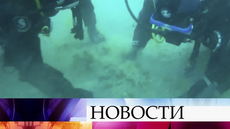 В Крыму обнаружена 500-килограммовая авиабомба времен Великой Отечественной войны.