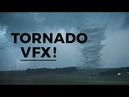 After Effects Tutorial Add a Tornado Into Your Scene