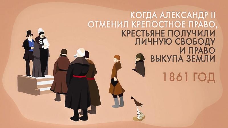 охлажденном виде рабство в россии и крепостное право семь часов вечера