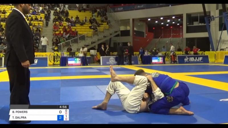 3 Tainan Dalpra vs Ben Powers IBJJFWORLD18