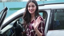 SPOTTED Cutie Ananya Pandey at Dance Class Andheri