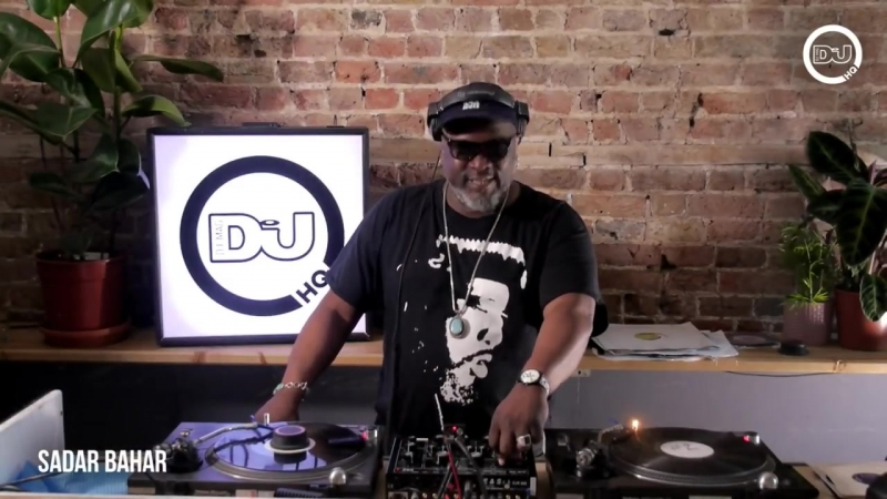 Sadar Bahar Live From DJMag