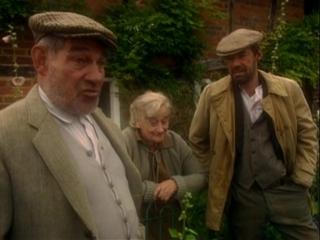 Три деревенских философа.(Отрывок из сериала: Викарий из Дибли).