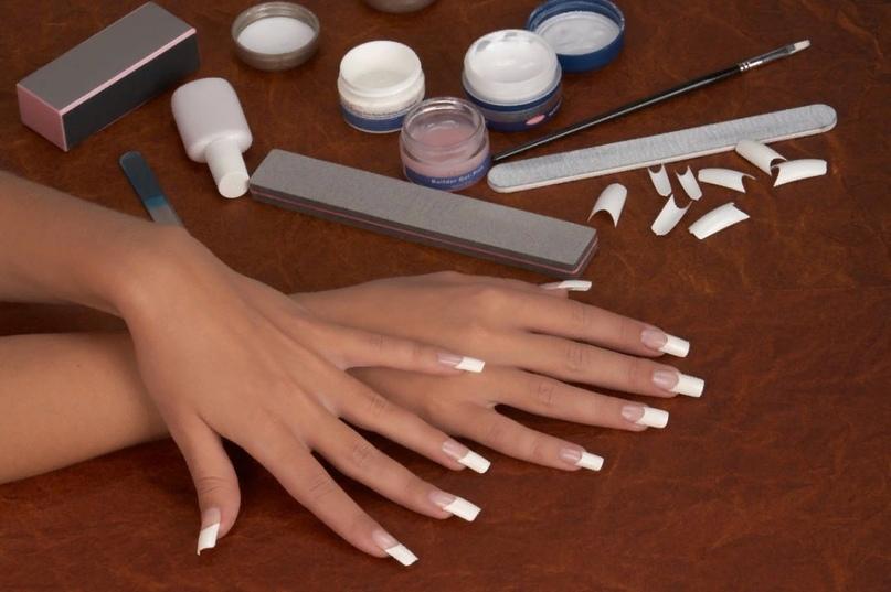 Технология гелевого наращивания ногтей на типсы., изображение №3