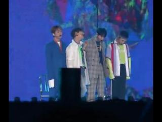 2min!! 180802 Korea Music Festival SHINee Taemin MInho