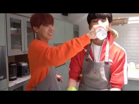 BTS J hope And Jungkook How They Take Care Of Each Other