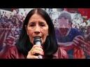 Professora Maria das Graças apoia a pré-candidatura de Márcia Tiburi ao governo do Rio