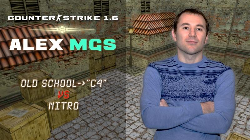 Counter-Strike 1.6 🔴 5×5 Вторая игра в Лиге MGSL!