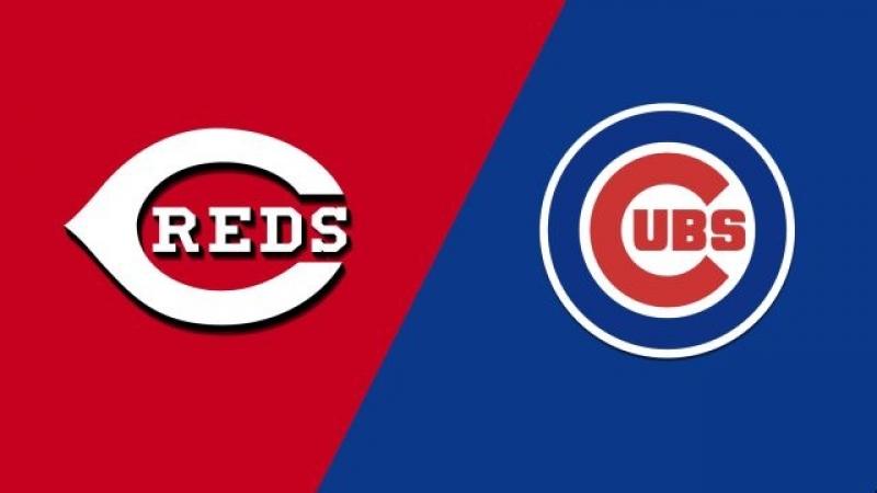 NL 14 09 2018 CIN Reds @ CHI Cubs 1 3