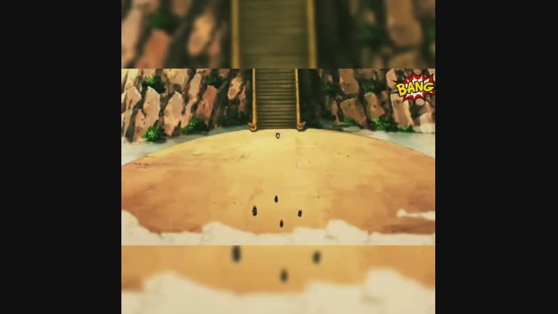 Саске против Киллер БИ Sasuke VS Killer B Amv