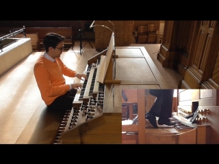 541 J. S. Bach - Prelude and Fugue in G major, BWV 541 - Christian Barthen