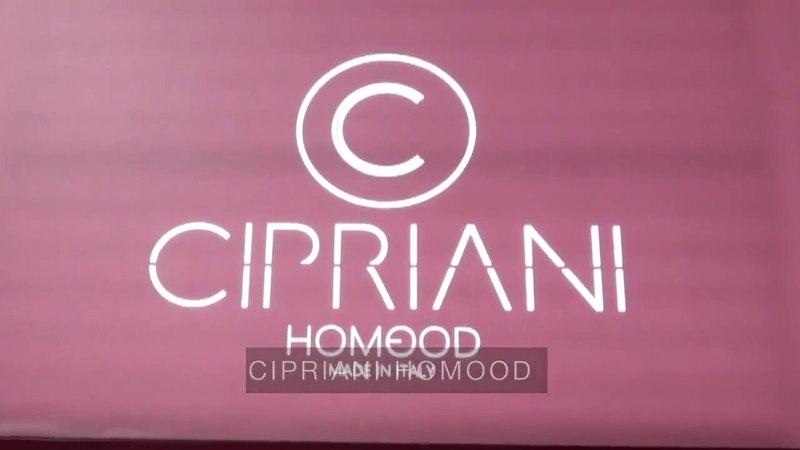 CIPRIANI HOMOOD CIAC Cosmopolitan Home Salone del Mobile Milano 2018