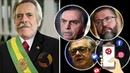 José de Abreu, 'presidente do Brasil', deixa a direita bolsonarista com 'tic tic nervoso'