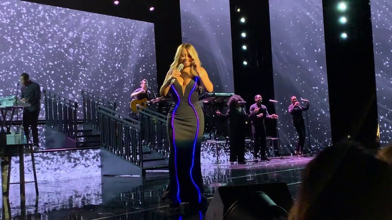 Always be my baby remix (live at Caution tour) - Mariah Carey in Toronto
