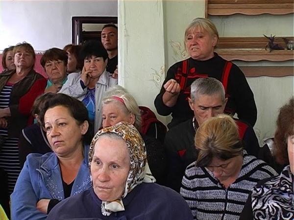 Выездной приём главы Свердловской горрайадминистрации Андрея Сухачёва в г.Червонопартизанск