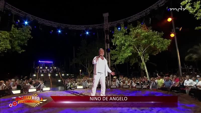 Nino de Angelo - Flieger (MDR Die Klubbb3 Strandparty 12.08.2017) - хит Дитэра Болена (Dieter Bohlen)