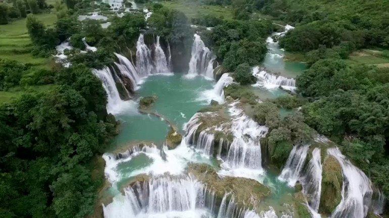 Водопад Дэтянь - Азиатское Чудо Природы, изображение №2