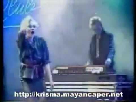 Krisma Cathode Mamma at TrosTv 1980