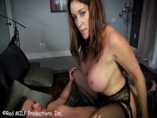 Son mom fuck busty redmilfproductions where
