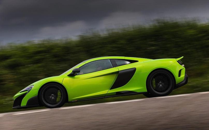Длина имеет значение — Эволюция «длиннохвостых» McLaren, изображение №16