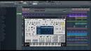 Sylenth1 Deep Progressive Bass in FL Studio 12 Tutorial