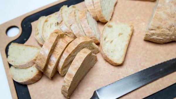 Бутерброды с красной рыбой, изображение №2