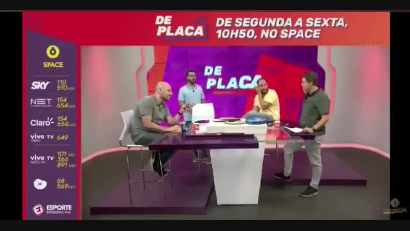 Gustavo Zupak zoa flamengo e choca a sociedade