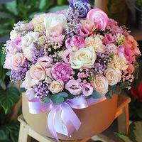 Цветы и букеты. Доставка. г. Талдом
