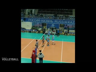 Volleyball  The Kings Of Warm - Up  Monster 3rd meter spikes  How to jump higher Volleyball