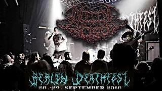 Indecent Excision - Live @ Berlin Deathfest 2018