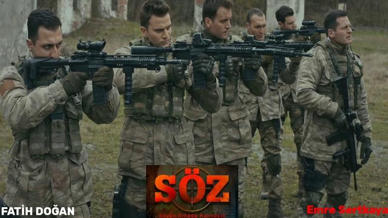 Söz Dizi Müzikleri Bitlis'te Beş Minare Emre Sertkaya