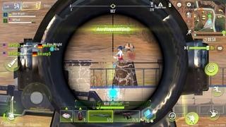 Cyber Hunter - AFK Diversion maneuver!!!)))