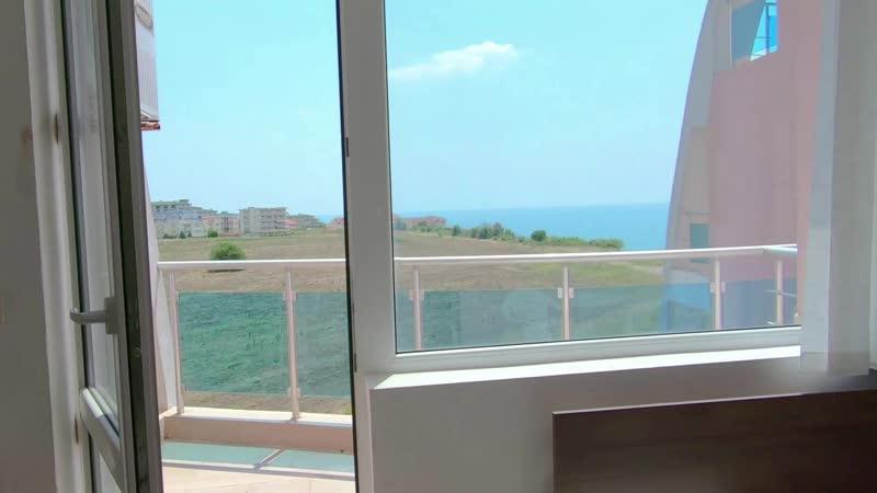 Студия на берегу моря в Болгарии!