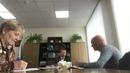 Встреча активистов Бессрочной акции протеста против свалки на Шиес с мэром Котласа А В Бральниным