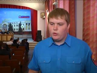 В ЛАВД им. Э.А. Дидоренко состоялись дебаты кандидатов в депутаты Молодёжного Парламента ЛНР