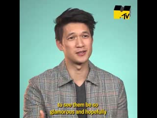 Harry shum jr talked to us about crazy rich asians