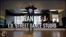 Frankie J | House Dance Workshop Solo | I.D. Street Dance Studio | SXSTV