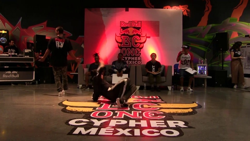 Red Bull BC One Cypher Mexico 2018 Final Ztimpy vs C Boy