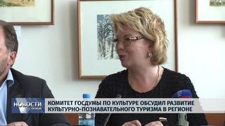 Новости Псков  / Развитие культурно-познавательного туризма в регионе обсудили в госдуме