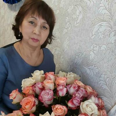 Разиля Нурмухаметова
