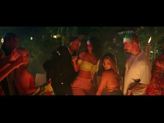 Tyga ft. j balvin, chris brown - haute (official video)