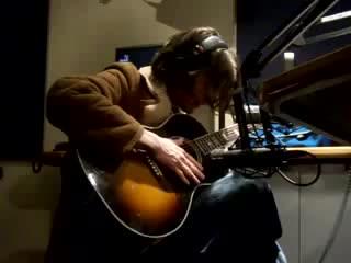 Jim Boggia Live on The Folk Show  part 2
